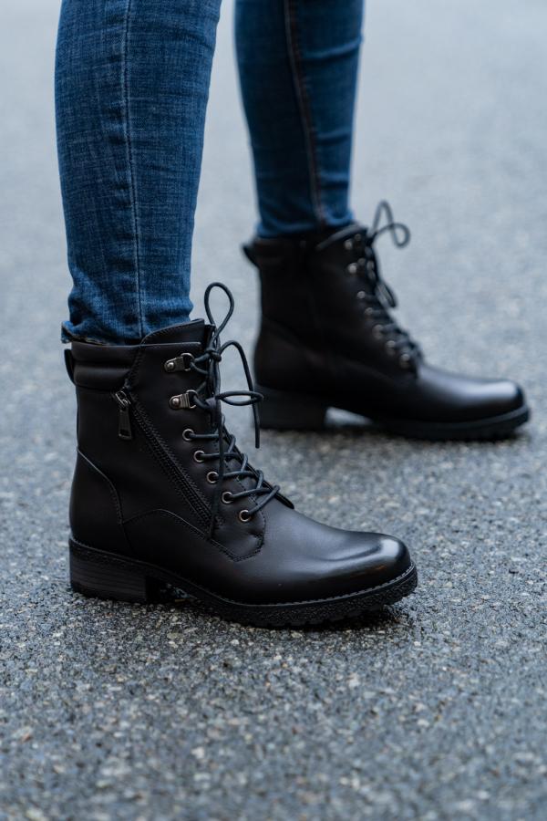 Boots - Freja svart