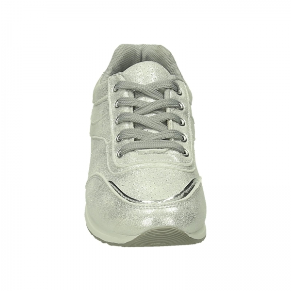 Sneakers - Scarlett sølv