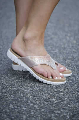 Sandaler - Rebecca rosa