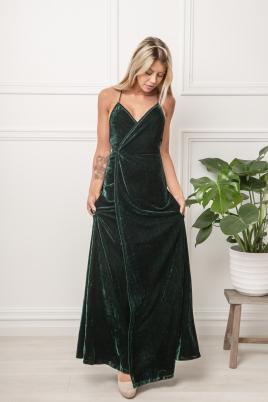 Kjole - Alma grønn