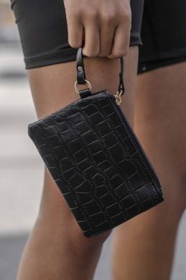 Lommebok - Olivia svart