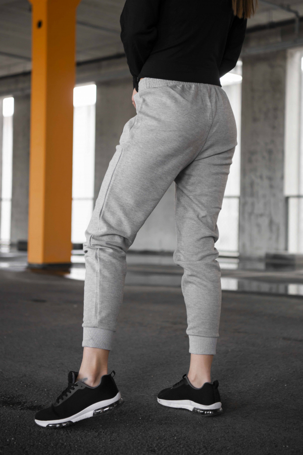 Craft - Emotion Sweatpants W grey melange