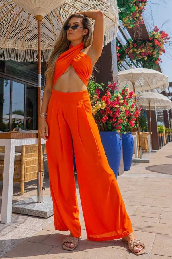 Sett - Sara orange