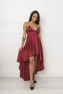 Kjole - Caryn rød