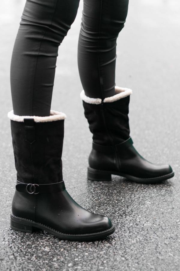 Boots - Tine svart