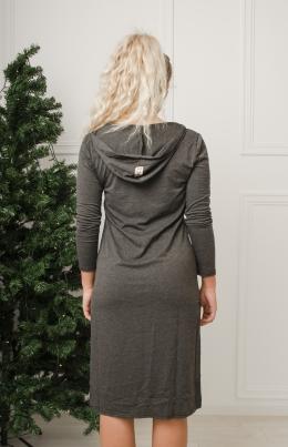 Kjole - Karita grå