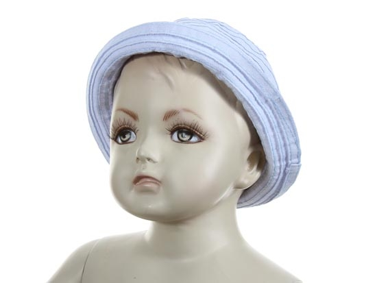 Grevi - Boys Summer Hat Blue