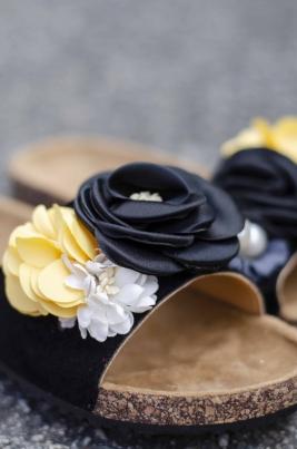 Sandaler - Lola svart