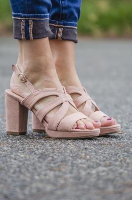 Sandaler - Aubrey rosa