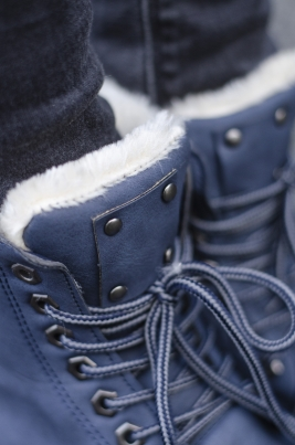 Boots - Marit Navy Vinter