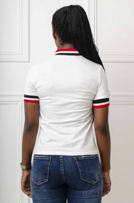 T-Skjorte - Ellie hvit