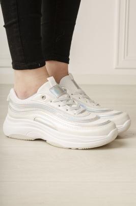 Sneakers - Sydney hvit