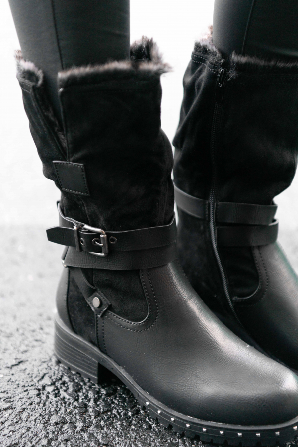 Boots - Åse svart