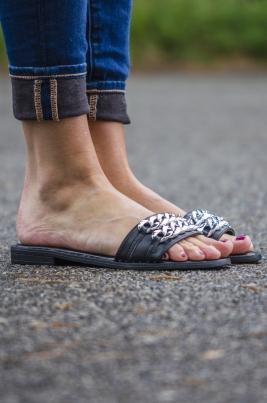 Sandaler - Camille svart
