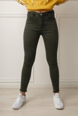 Jeans - Ida grønn