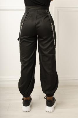 Bukse - Charlott svart