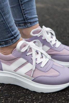Sneakers - Eivor lilla