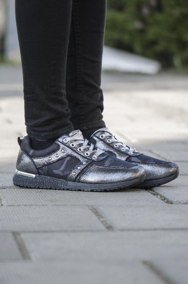 Sneakers - Marlene Grå