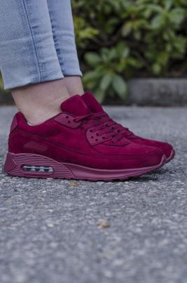 Sneakers - Sara Rød