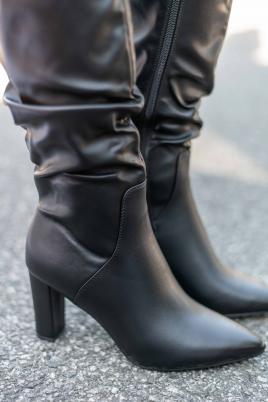 Støvletter - Donna svart