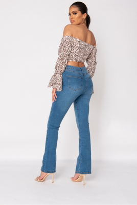 Jeans - Mia blå