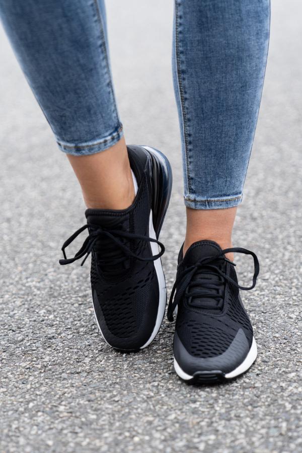 Sneakers - Lene svart