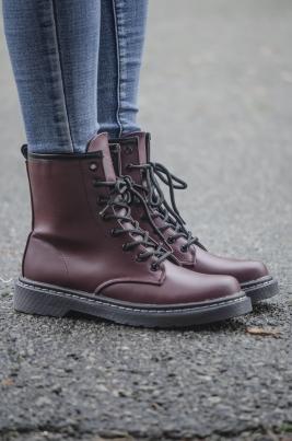 Boots - Silje rød