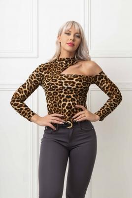 Genser - Sandra leopard