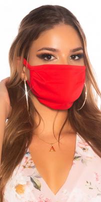 Maske - Rød