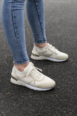 Sneakers - Katrine beige