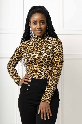 Genser- Abigail leopard