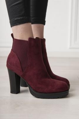 Boots - Guro vinrød