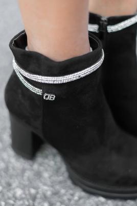 Støvletter - Guro svart