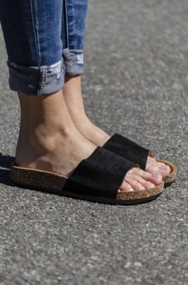 Sandaler - Skylar svart