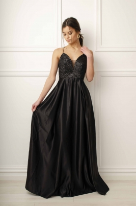 Kjole - Cayla svart