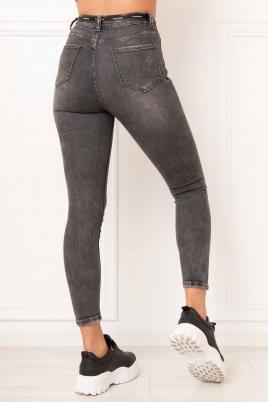 Jeans - Lene svart (S359)