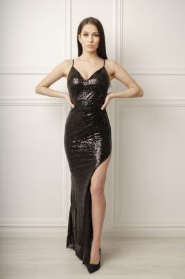 Kjole - Silja svart