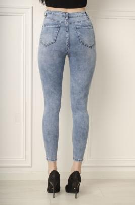 Jeans - Elisa blå