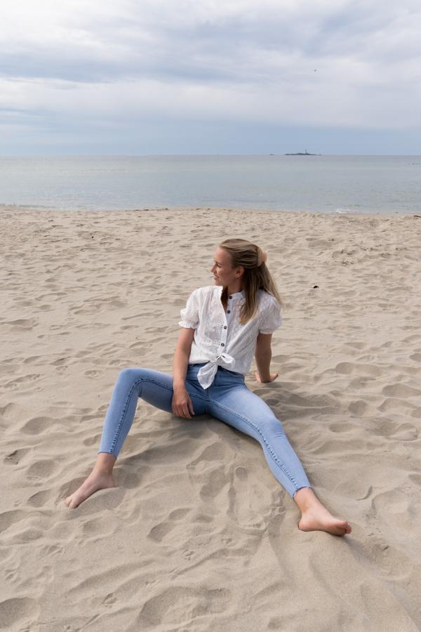 Jeans - Stella blå