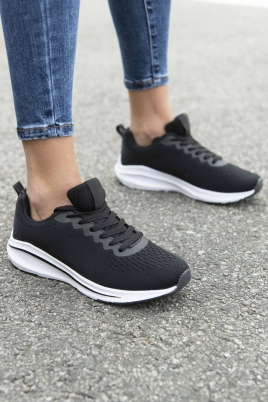Sneakers - Jorunn svart