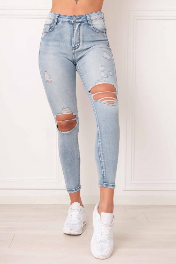 Jeans - Bea blå
