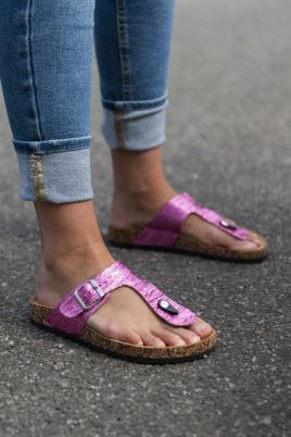 Sandaler - Sally rosa
