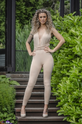 Jumpsuit - North Exclusive Sabrina Beige