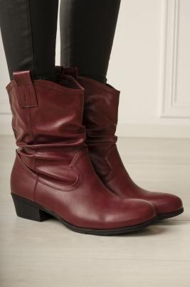 Boots - Oline rød