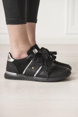 Sneakers - Lena svart
