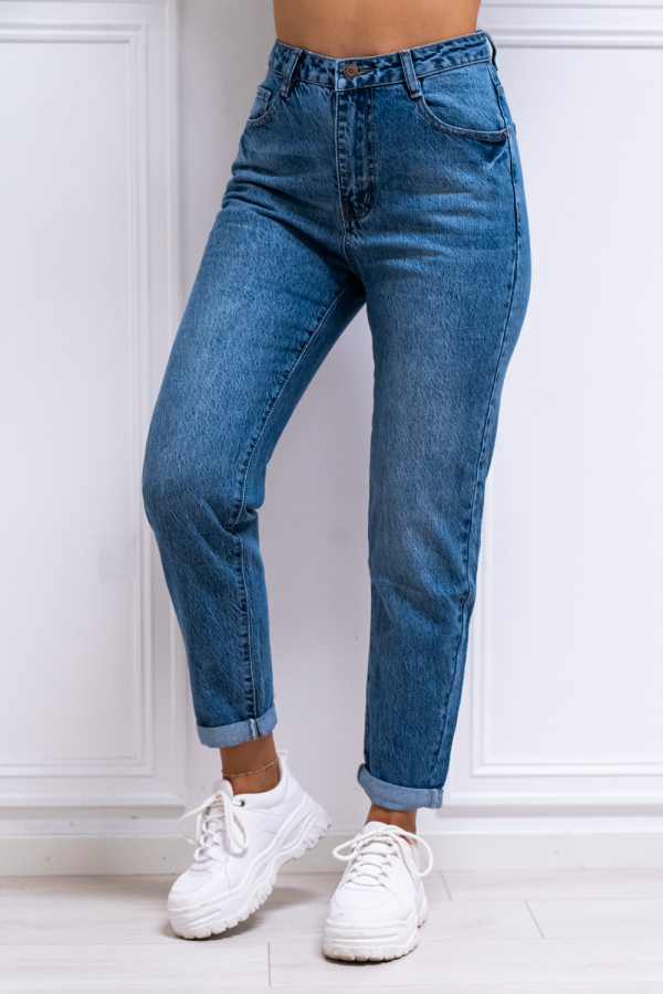 Jeans - Selma blå