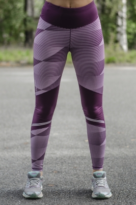 Craft - Breakaway Shape Tights W Lilla