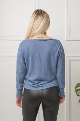 Genser - Ellie blå