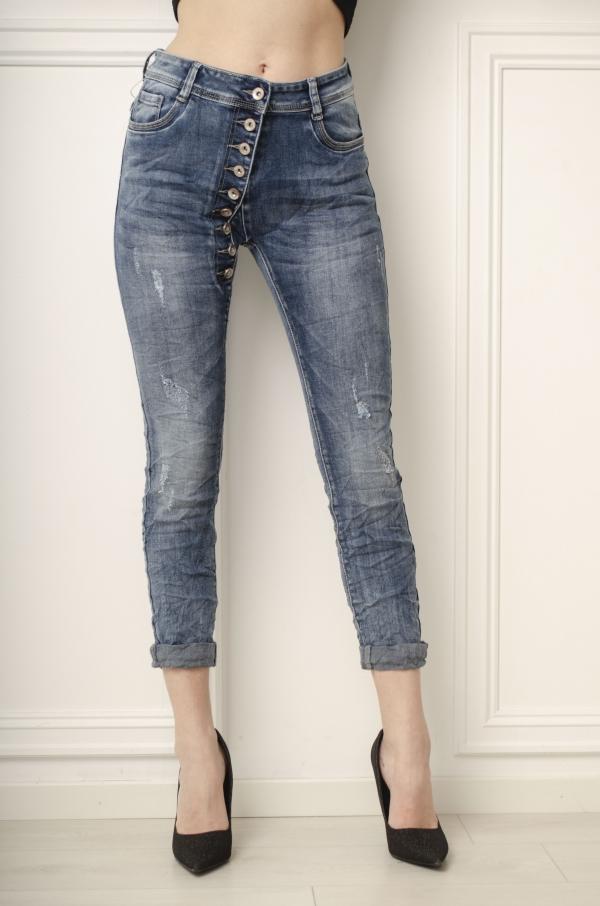 Jeans - Jessica blå