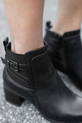 Støvletter - Bell svart